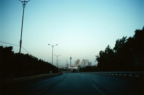 Tehran.Dawn.Gerald.Rossbacher.masinka